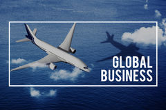Global Business Globalization Trading Worldwide Concept Stock Photos