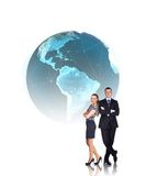 Global business Royalty Free Stock Image