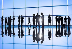 Global Business Meeting Royalty Free Stock Photography