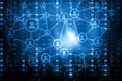 Global business network. 3d illustration vector illustration