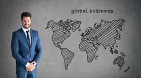 Global business people Stock Photos
