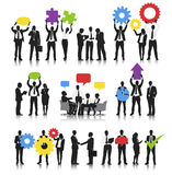 Global Business People Teamwork Concept Stock Image