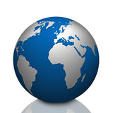 Global Business, planet earth Stock Photo