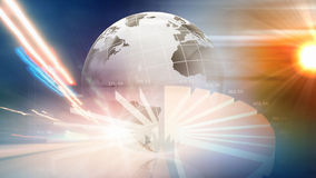 Global business planning Stock Photography