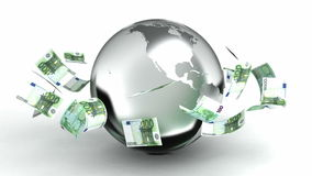 Global Business Stock Image