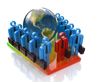 Global business team Stock Photos