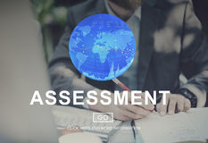 Global Business Worldwide Assessment Concept Royalty Free Stock Image