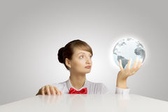 Global business Royalty Free Stock Photography