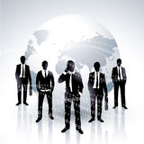 Global Businessmen Royalty Free Stock Photography