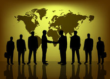 Global businesss Stock Photo
