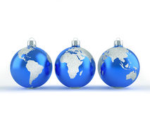 Global christmas Stock Photography