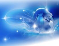 Global christmas Royalty Free Stock Photography
