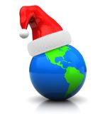 Global christmas Stock Photo