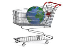 Global Commerce concept Royalty Free Stock Photos