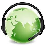 Global communication Royalty Free Stock Photography