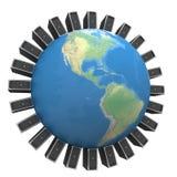 Global Communication Royalty Free Stock Image