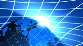 Global communication Stock Photography