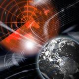 Global Communication royalty free illustration