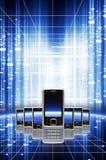 Global Communication Tech Royalty Free Stock Image