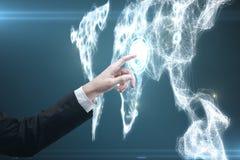 Global communications Stock Photography