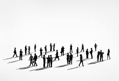 Global Communications Business People Discussion Concept Royalty Free Stock Images