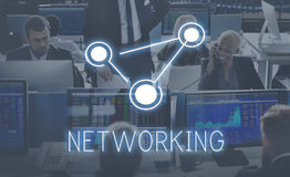 Global Communications Connection Globalization Technology Concep Royalty Free Stock Photos