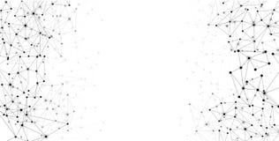 Global communications white background. Royalty Free Stock Image