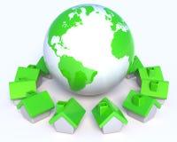 Global Community Royalty Free Stock Photo