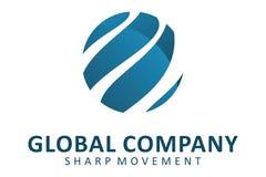 Global Company Fotografia Stock
