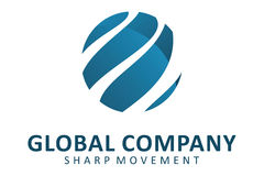Global Company Stock Photography