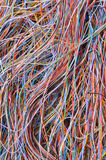 Global computer network connections Stock Image