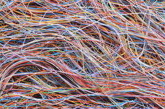 Global computer network connections Stock Images
