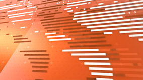 Global connection background designed for opening stock footage
