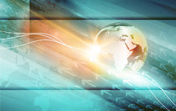 Global Connections Concept Series 05 Royalty Free Stock Image