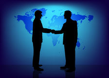 Global cooperation Royalty Free Stock Photos