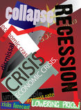 Global crisis 2009 Stock Photo