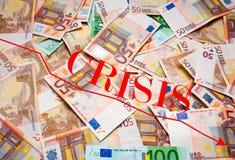 Global crisis Stock Photography