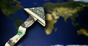 Global currency Royalty Free Stock Images