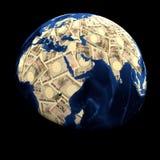 Global currency Yen Stock Photo
