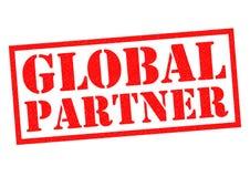 global deltagare Arkivfoto