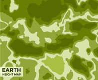 Global Earth vector Map on background. Texture Royalty Free Stock Images