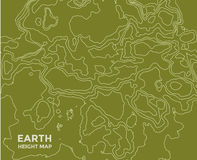 Global Earth vector Map on background. Texture Royalty Free Stock Photos