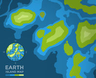 Global Earth vector Map on background. Texture Stock Photos