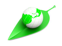 Global Ecology Royalty Free Stock Photography