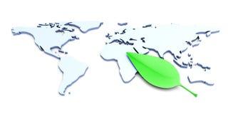 Global ecology Stock Photo