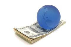 Global Economy Royalty Free Stock Photography