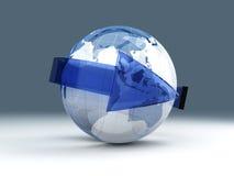Global Economy Stock Image