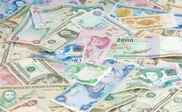Global Economy Royalty Free Stock Photo