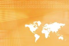 Global Economy Business Background Stock Photos