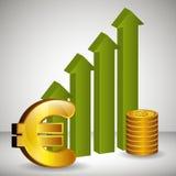 Global economy design, Stock Photo